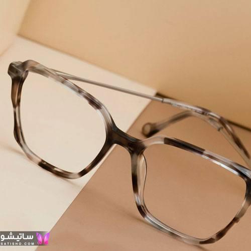eynak satisho 99 - بهترین مدل عینک طبی دخترانه شیک