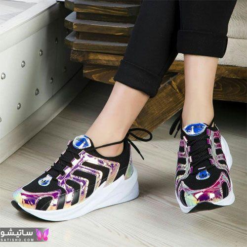 انواع کفش اسپرت دخترانه دیجی کالا