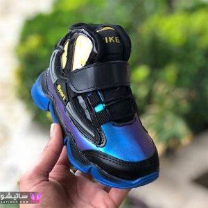 مدل کفش هولوگرامی
