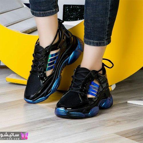 انواع کفش اسپرت دخترانه با قیمت هـولوگرامی