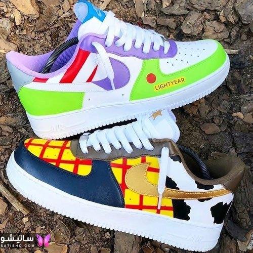 نمونه های جدید کفش اسپرت و کتونی دخترانه