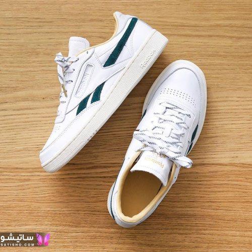 کفش اسپرت سفید مردانه 2021