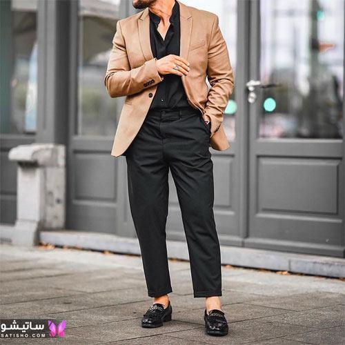 مدل کت و شلوار مردانه دامادی جدید