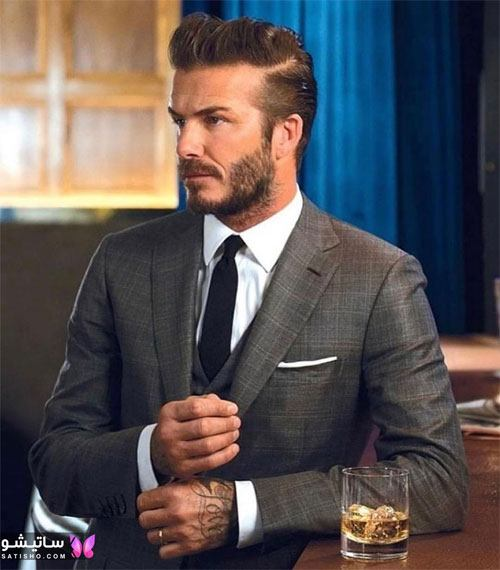 جدیدترین مدل کت و شلوار دامادی مردانه