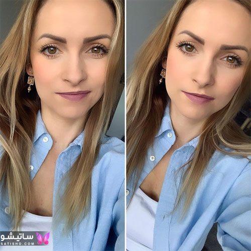 مدل های آرایش زیبا و بی نظیر صورت