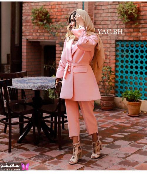 مدل مانتو کتی اسپرت دخترانه 2021 شیک