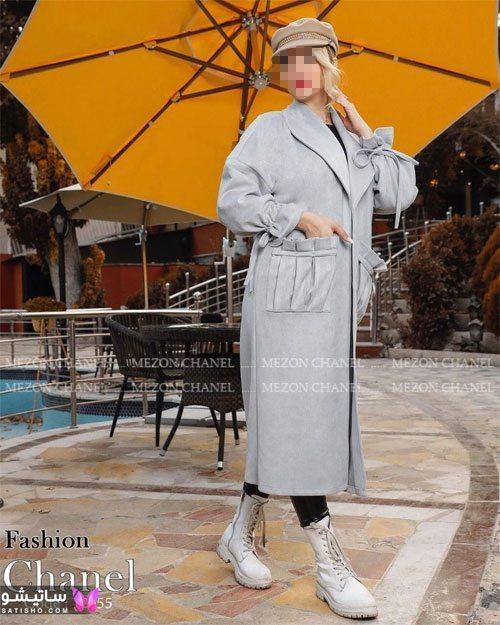 مدل های جدید مانتو تابستانی بلند دخترانه