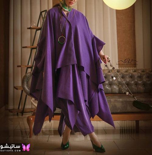 مدل مانتو اسپرت دانشجویی بلند