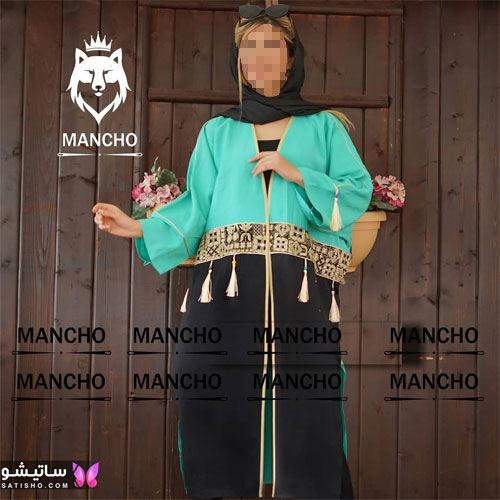 انواع مدلهای مانتو تابستانه سنتی 1400