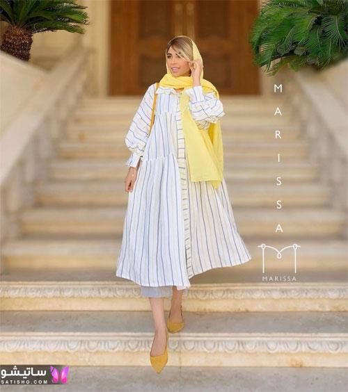 manto tabetane satisho 9 - مدل های مانتو تابستانه شیک و جدید 2020 ویژه تابستان سال 99