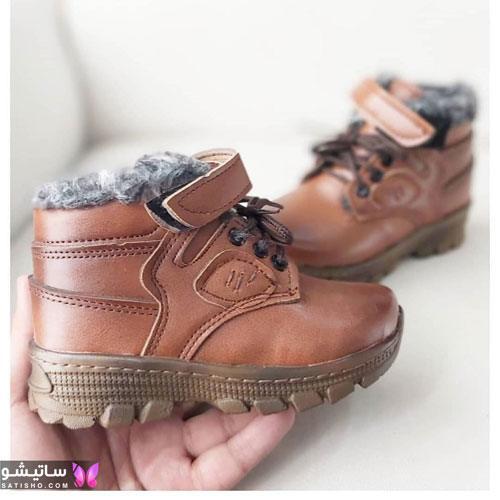 شیک ترین مدل کفش پسرانه بچه گانه