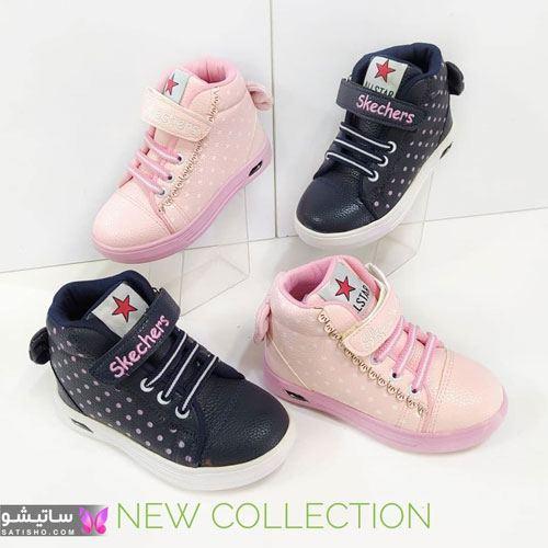 مدلهای کفش بچه گانه دخترانه و پسرانه 1400 جدید