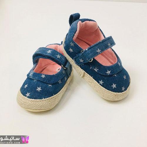 مدل کفش مناسب کودک نوپا