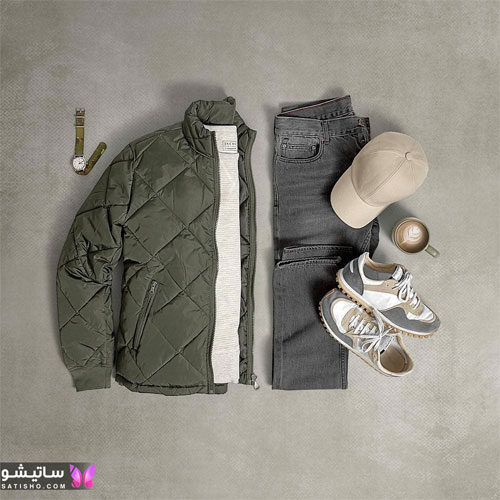 set mardane satisho 10 - بهترین ست لباس مردانه شیک 1400
