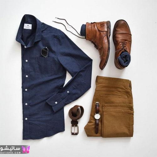 set mardane satisho 11 - بهترین ست لباس مردانه شیک 1400