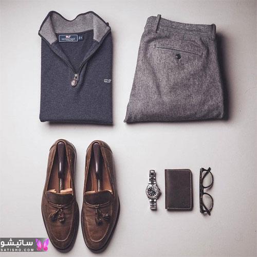 set mardane satisho 12 - بهترین ست لباس مردانه شیک 1400