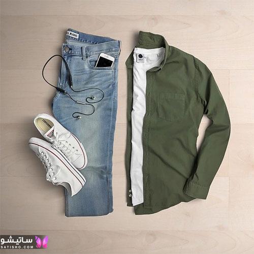 set mardane satisho 13 - بهترین ست لباس مردانه شیک 1400