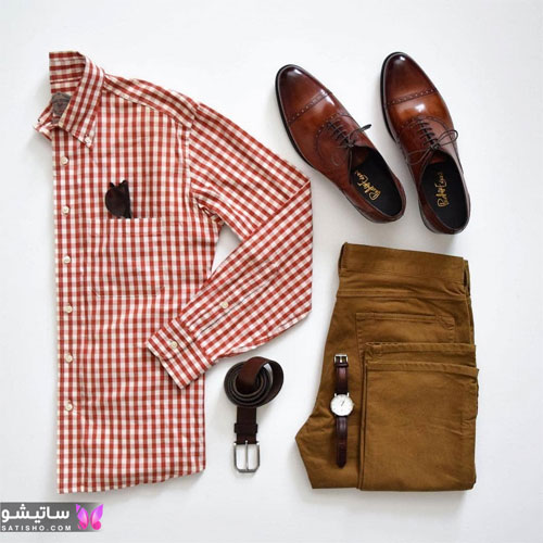 set mardane satisho 17 - بهترین ست لباس مردانه شیک 1400