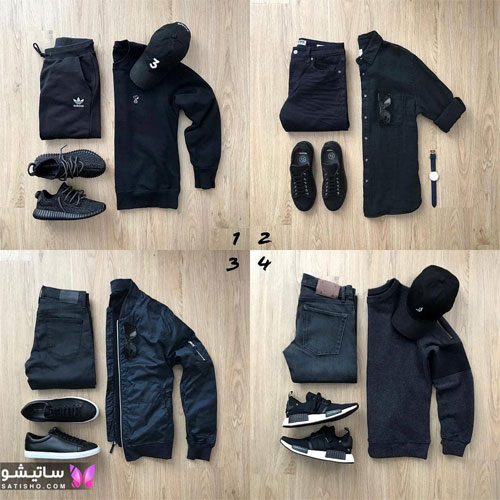 set mardane satisho 21 - بهترین ست لباس مردانه شیک 1400