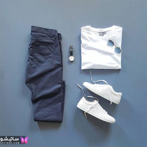 set mardane satisho 22 - بهترین ست لباس مردانه شیک 1400