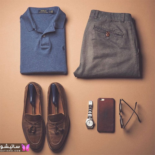 set mardane satisho 25 - بهترین ست لباس مردانه شیک 1400