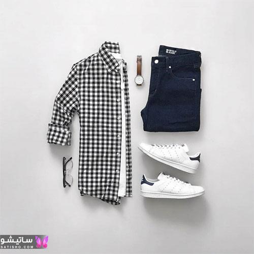 set mardane satisho 31 - بهترین ست لباس مردانه شیک 1400