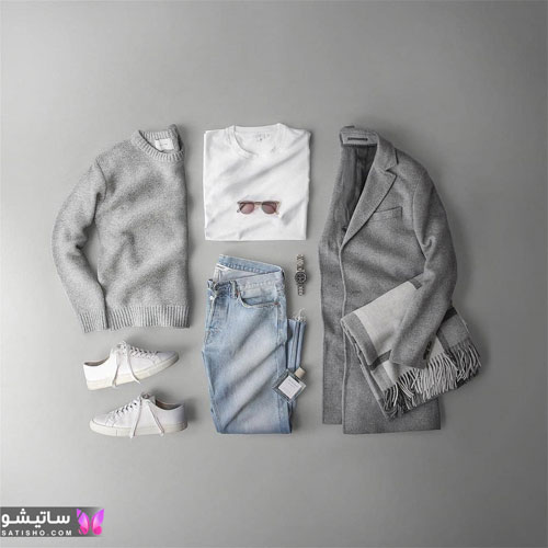 set mardane satisho 33 - بهترین ست لباس مردانه شیک 1400