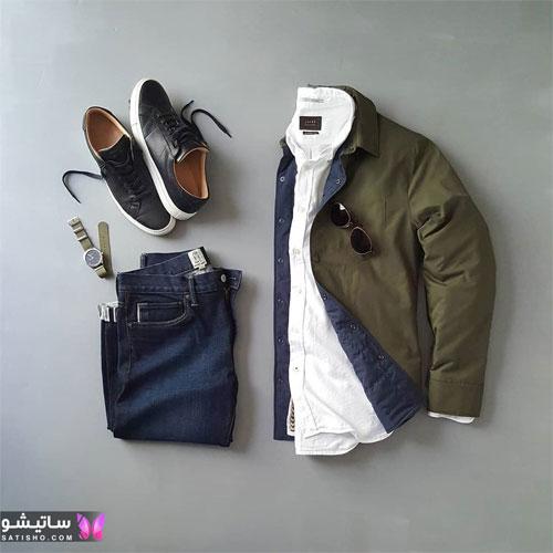 set mardane satisho 34 - بهترین ست لباس مردانه شیک 1400