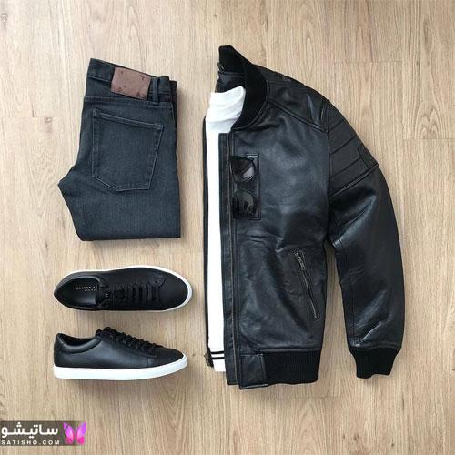 set mardane satisho 35 - بهترین ست لباس مردانه شیک 1400