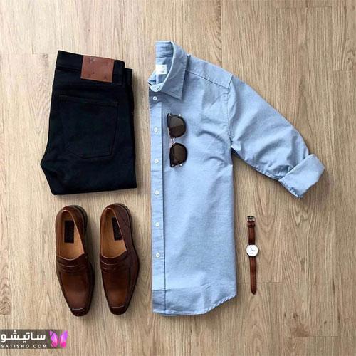 set mardane satisho 4 - بهترین ست لباس مردانه شیک 1400
