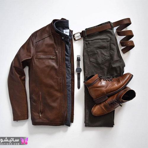 set mardane satisho 43 - بهترین ست لباس مردانه شیک 1400