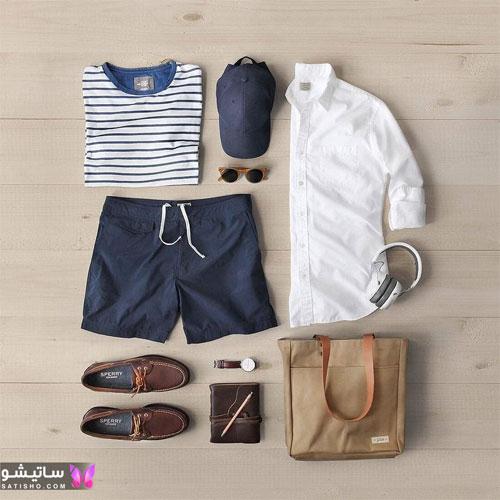 set mardane satisho 47 - بهترین ست لباس مردانه شیک 1400