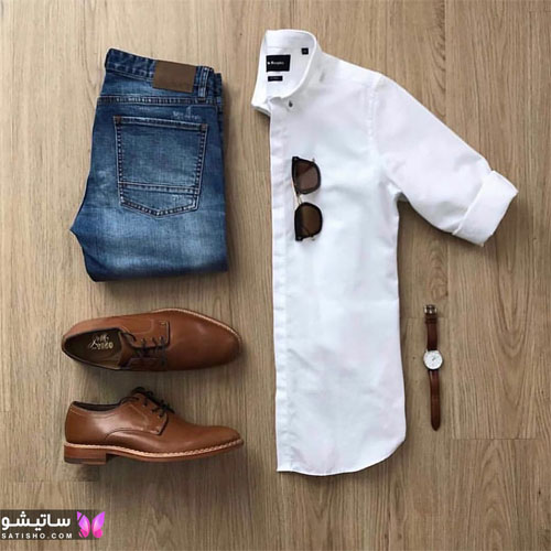 set mardane satisho 5 - بهترین ست لباس مردانه شیک 1400