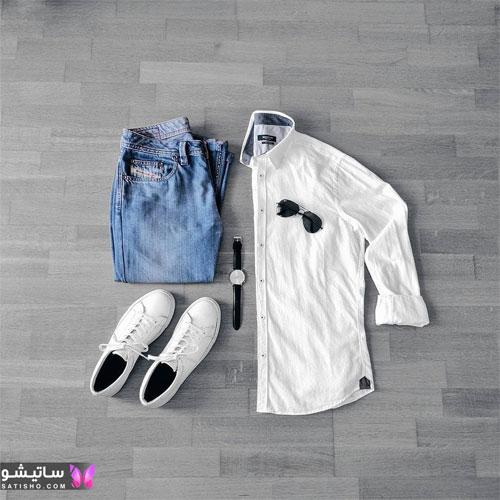 set mardane satisho 7 - بهترین ست لباس مردانه شیک 1400