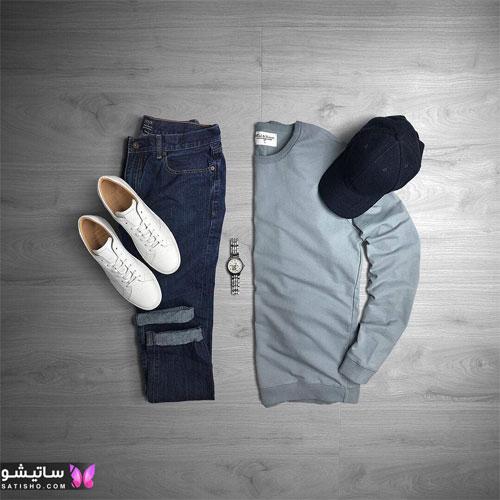 set mardane satisho 8 - بهترین ست لباس مردانه شیک 1400