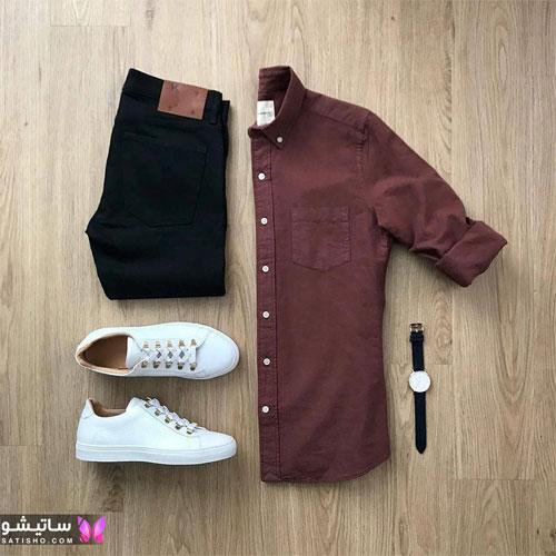 set mardane satisho 9 - بهترین ست لباس مردانه شیک 1400