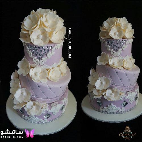 کیک تولد پسرانه خامه ای خانگی
