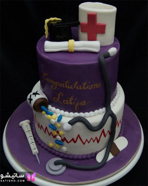 ایده های جدید تزیین کیک تولد پسرانه