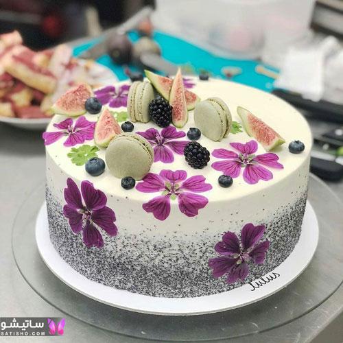 مدلهای جدید کیک تولد پسرانه بزرگسال