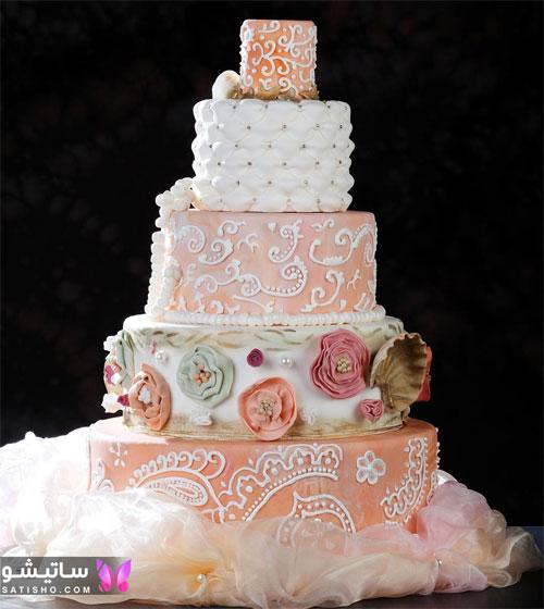 مدل کیک تولد پسرانه کودکانه