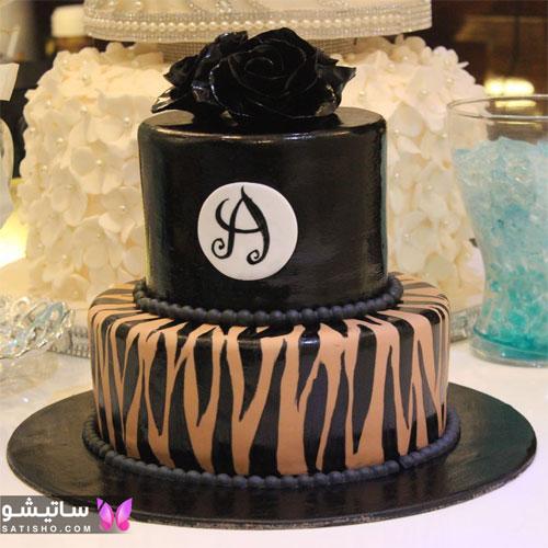 مدل کیک تولد پسرانه شیک جدید 2021
