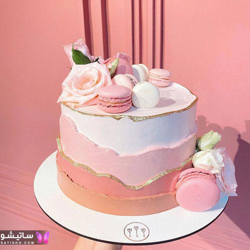 کیک تولد پسرانه خیلی شیک 2021