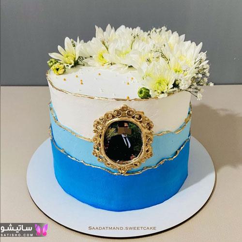 مدل های جدید کیک تولد پسرانه