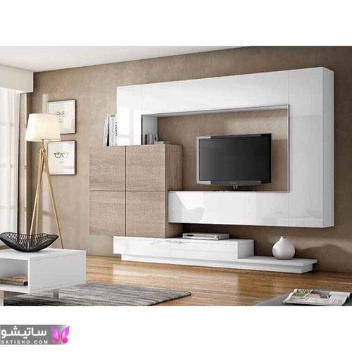 نمونه کناف های زیبا برای پشت تلویزیون و ال سی دی