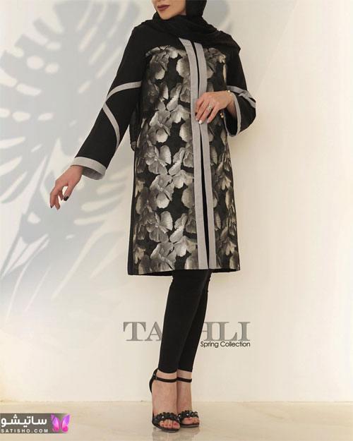 manto meshki satisho 69 - مدل مانتو مشکی دخترانه برای محرم 1400