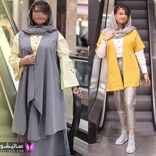 مدل مانتو عید ۱۴۰۰ در اینستاگرام