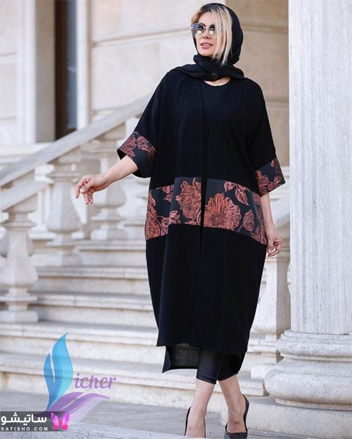مدل مانتو تهرانی جدید