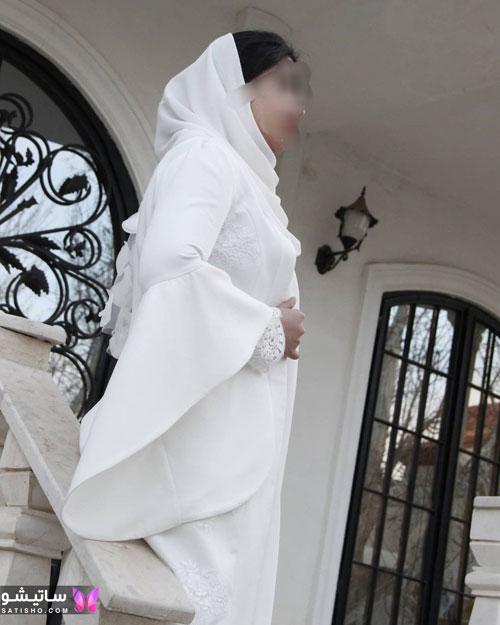 manto sefid satisho 55 - مدل مانتو سفید در طرح های اسپرت تابستانی و مجلسی زنانه 1400