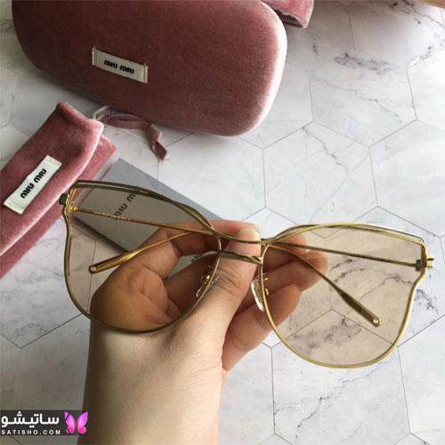 عکس مدل عینک زنانه جـدید